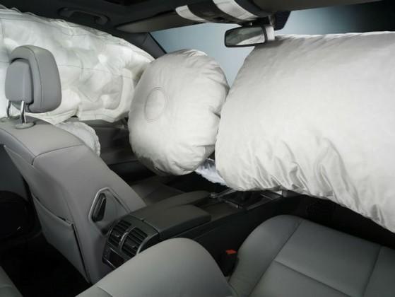 Sistema de Airbag do Motorista Vila da Saúde - Airbags Laterais