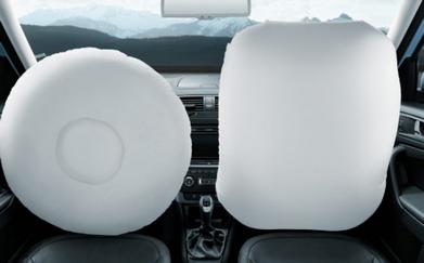 Sistema de Airbag Frontal Água Funda - Airbag de Carro