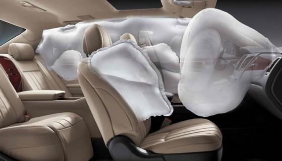 Sistema de Airbags Laterais Brooklin - Airbags Laterais
