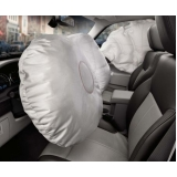 airbags laterais Faria Lima