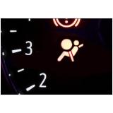 luz de airbag acesa Vila Andrade
