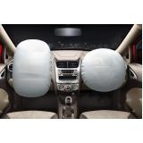 manutenção de airbag de carro Chácara Kablin