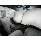 manutenção de airbags laterais Cidade Monções