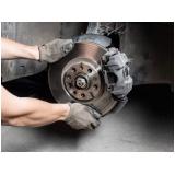 manutenção de freios de carros Vila Clementino