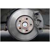 manutenção de freios para carros Sacomã
