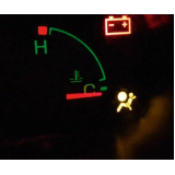 manutenção de luz de airbag acesa Brooklin