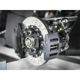 reparo de freio a disco mecânico Interlagos