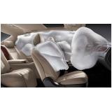 sistema de airbag de carro Campo Belo